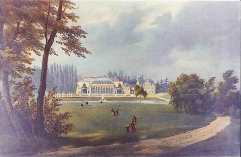 Château de Villeneuve-l'Étang