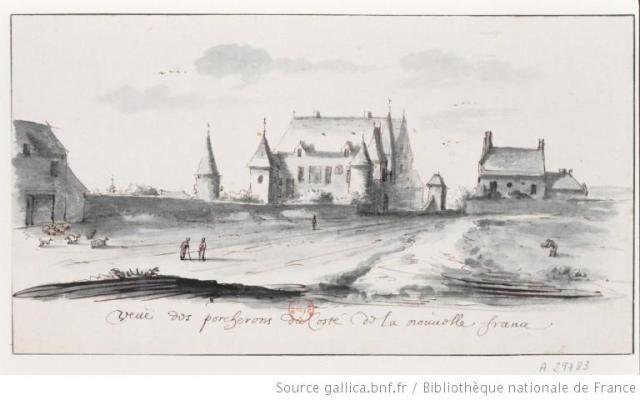 Château des Porcherons