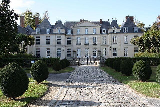 Château du Mesnil-Saint-Denis