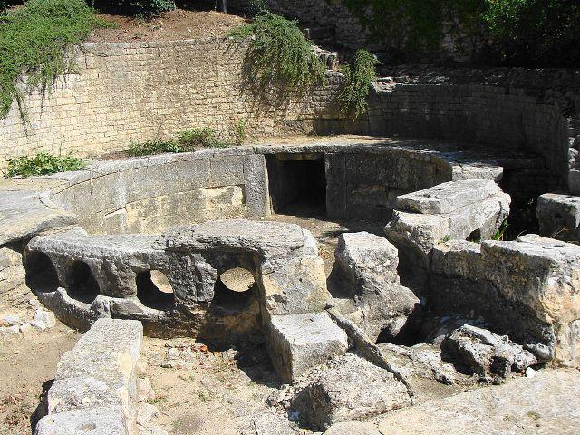Castellum divisorium de Nîmes
