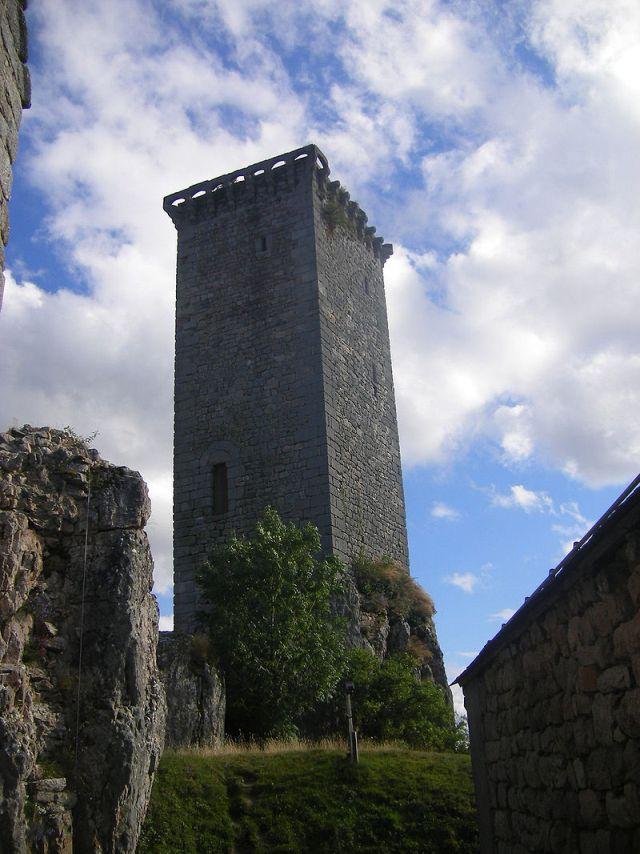 Château d'Apcher