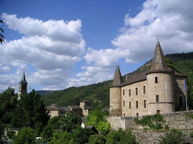 Château de Florac