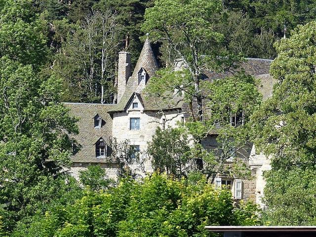 Château de Fournels