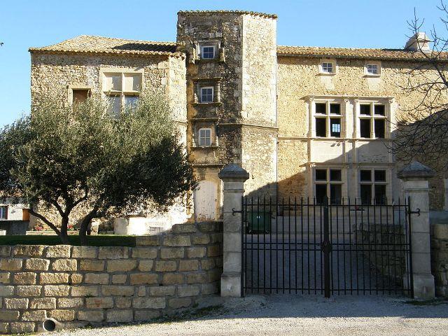 Château de Générac