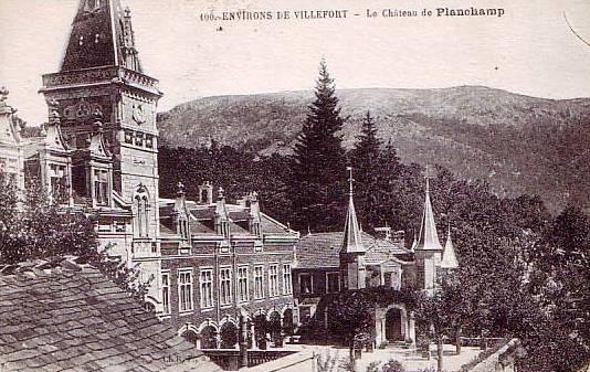 Château de Planchamp