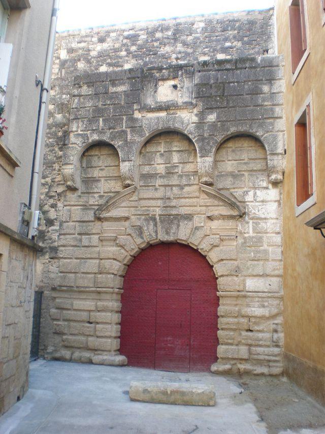 Château des évêques de Montpellier