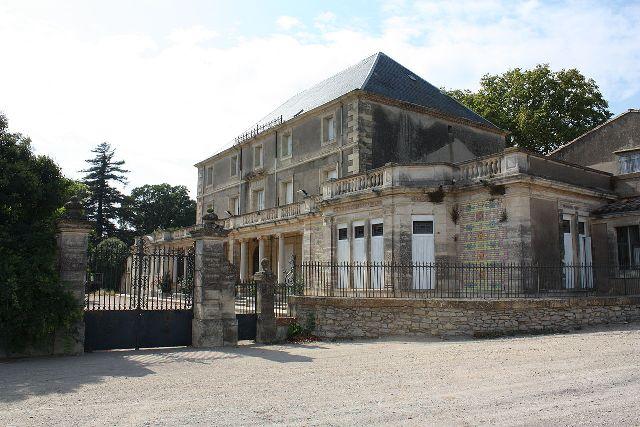 Château du Vieux Mujolan