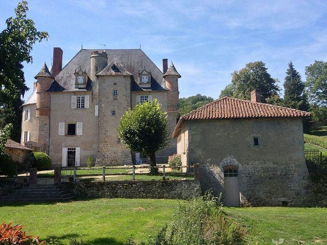Château d'Eyjeaux