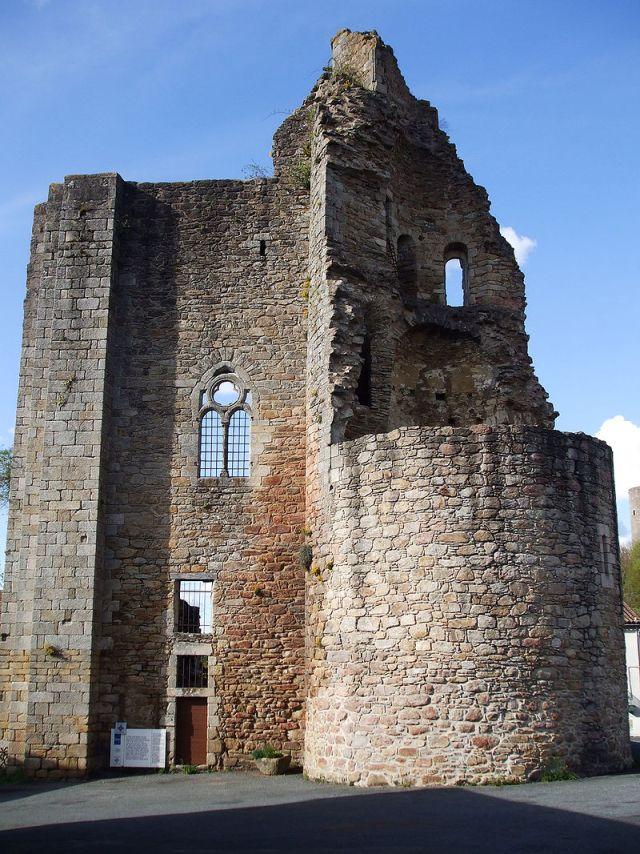 Château de Châlus Maulmont