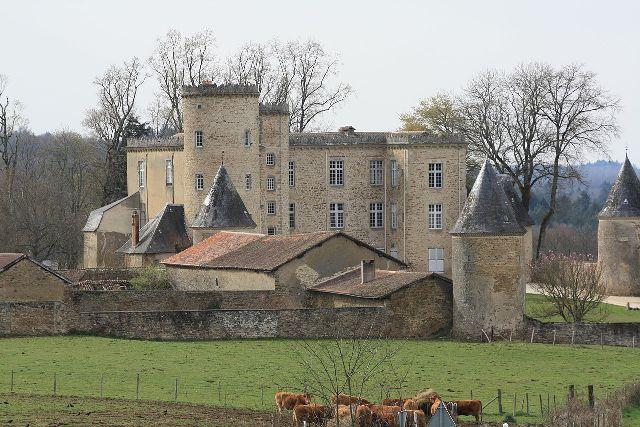 Château de Cromières