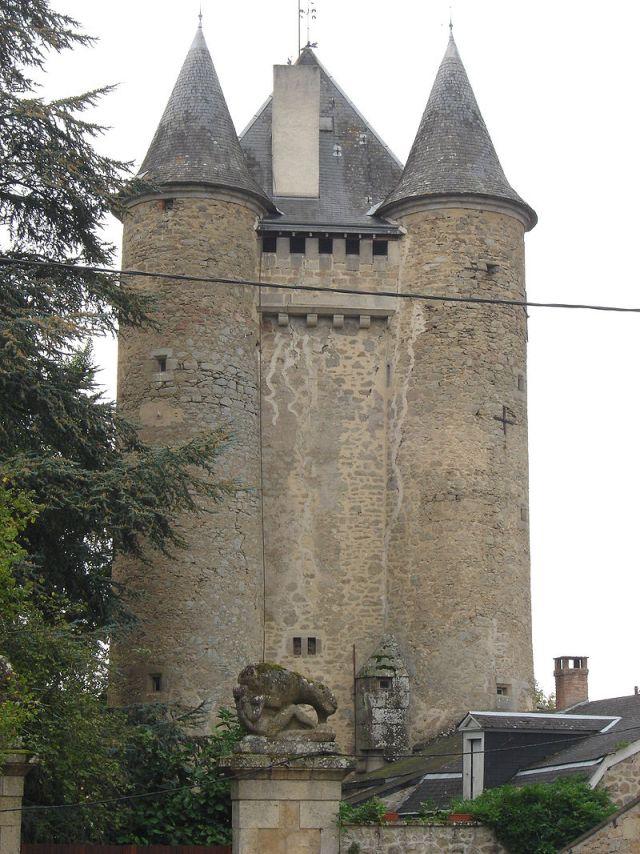 Château de Jouillat