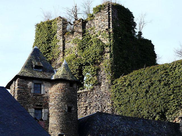 Château de Ségur