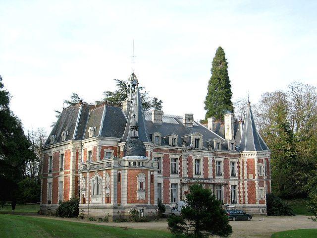 Château de Valmate