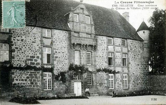 Château de Villefort