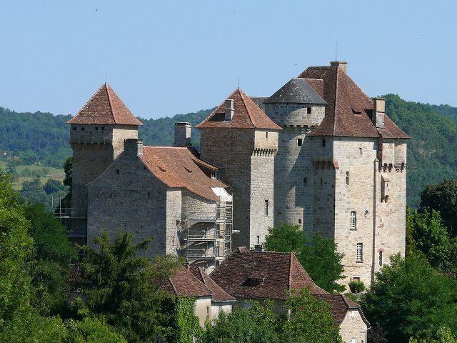 Château des Plas