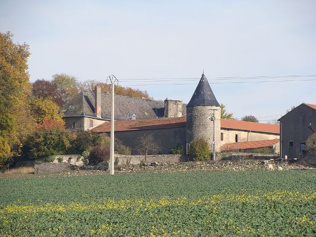 Château d'Helfedange