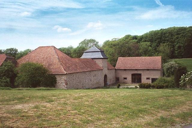 Château de Bourg-Esch