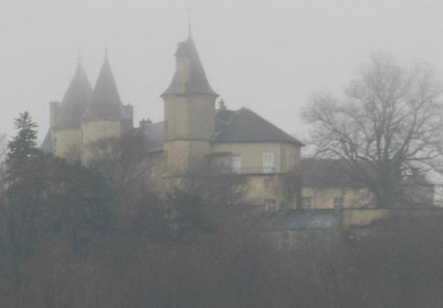 Château de Bourlémont