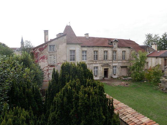 Château de Dombrot