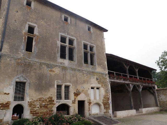 Château de Dommartin-sur-Vraine