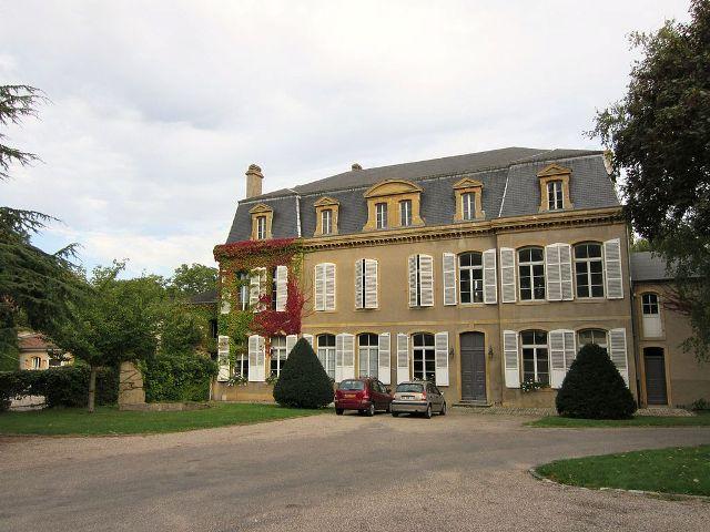 Château de La Grange-aux-Ormes