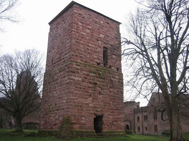 Château de Lutzelbourg