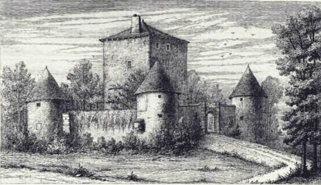 Château de Woippy