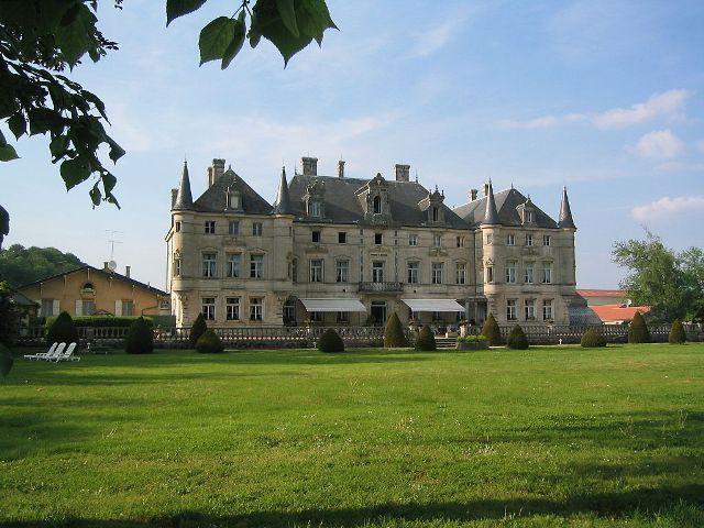 Château des Monthairons
