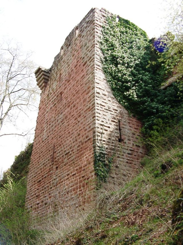 Château du Falkenstein