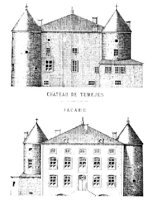 Maison-forte de Tumejus