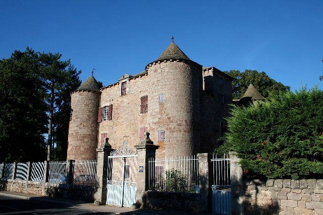 Château bas de Montjaux