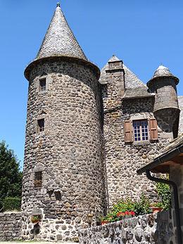 Château d'Albinhac