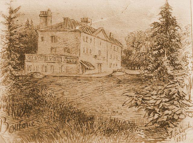 Château de Boutary