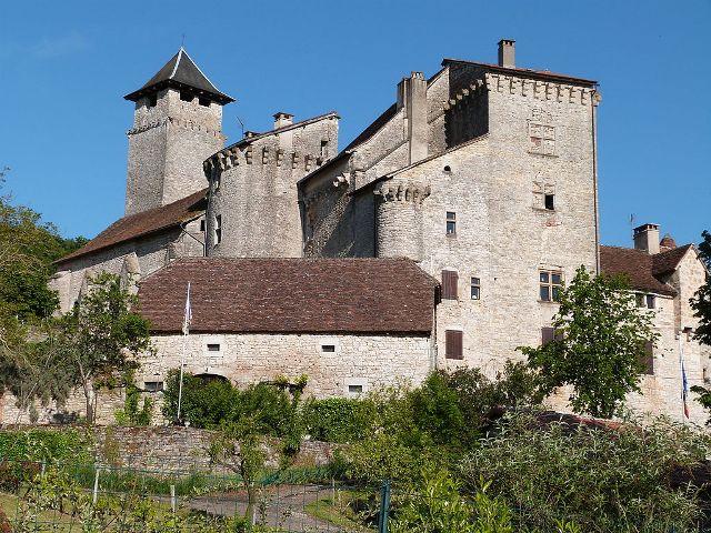 Château de Cajarc