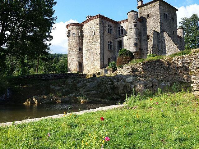 Château de Campan