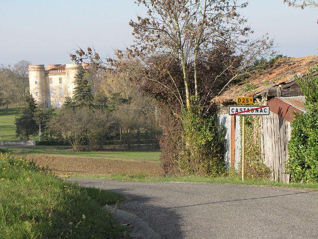 Château de Castagnac