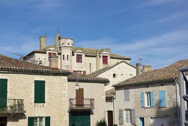 Château de Castelnau-Montratier