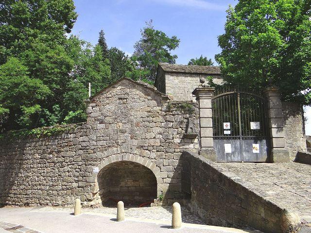 Château de Castelnau-Pégayrols