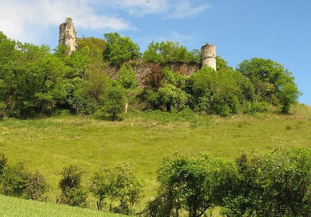 Château de Combefa