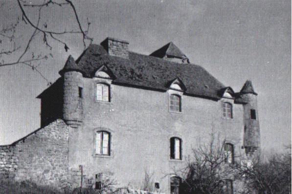 Château de Frayssinet