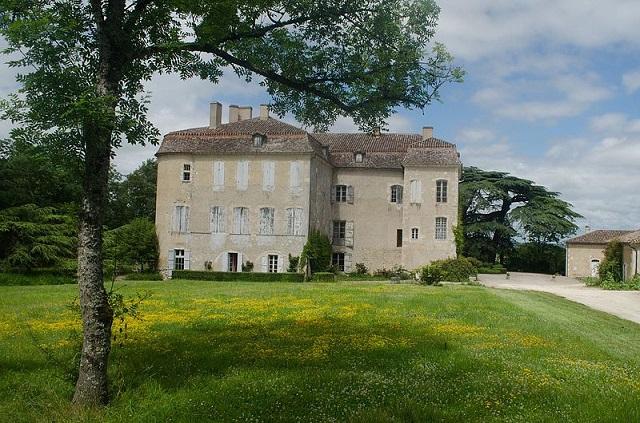Château de Lacassagne