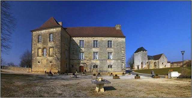 Château de Lavercantière