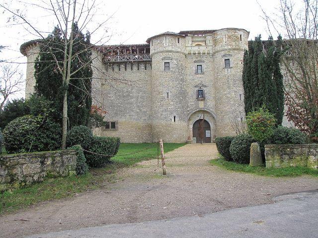 Château de Mauriac (Senouillac)