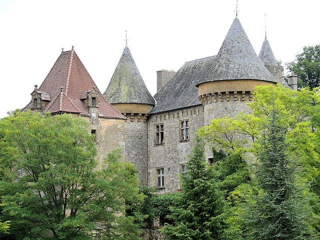 Château de Montcléra