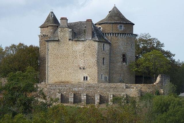 Château de Saignes