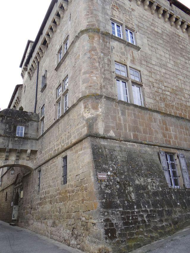 Château de Saint-Beauzély