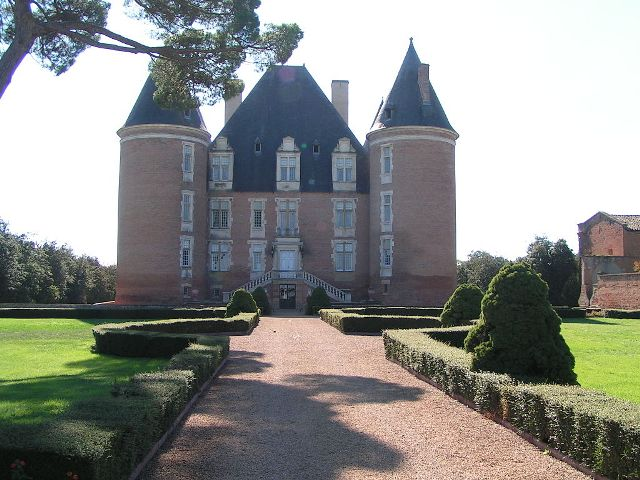 Château de Saint-Élix-le-Château