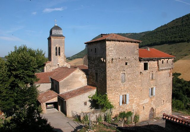 Château de Saint-Geniez de Bertrand