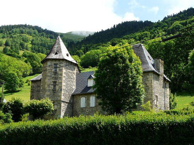 Château de Saint-Paul-d'Oueil