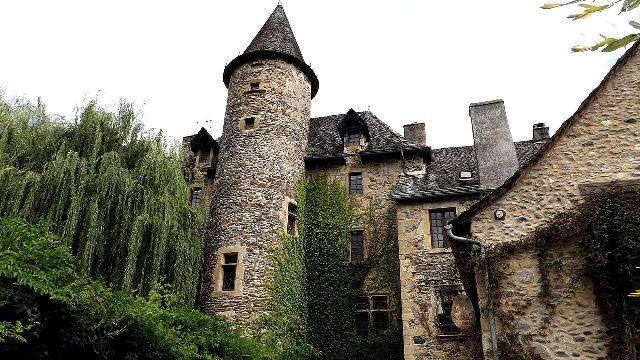 Château de Sainte-Eulalie-d'Olt